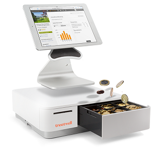 Treatwell Cash - Das Kassensystem für Friseure und Beautysalons - Reibungslose Integration in Treatwell Connect mit dem iPad