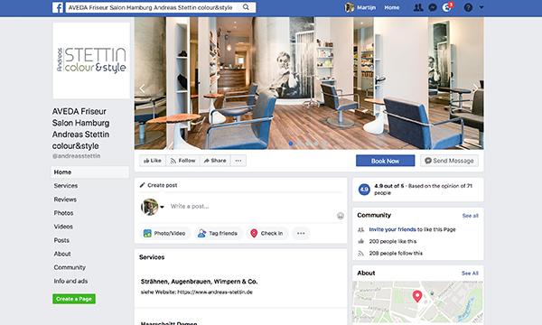 DE_Facebook widget