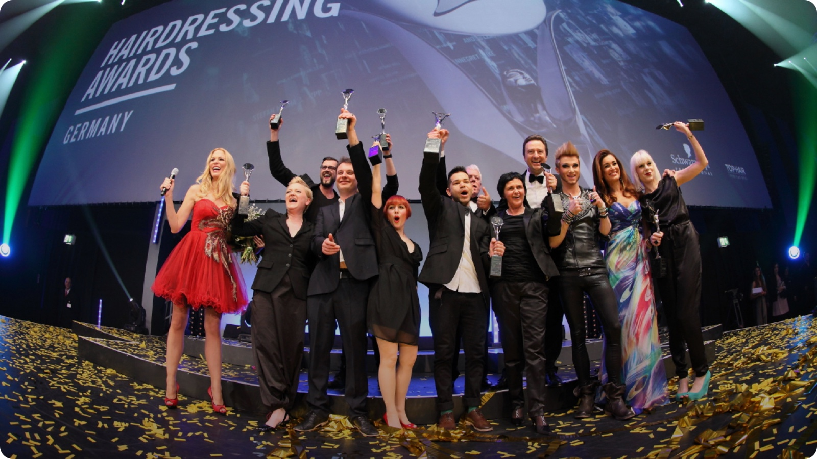 hairdressing awards
